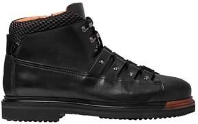 Santoni Himalaya Leather Boots