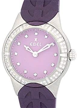 Ebel Stainless Steel  Type E Womens Watch