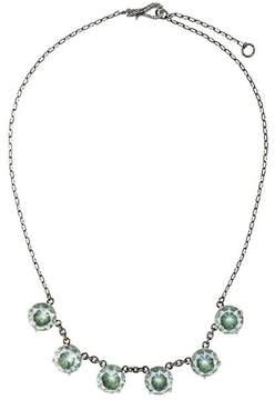 Bottega Veneta 6 stone necklace
