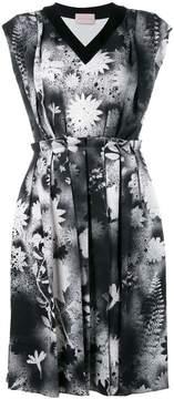 Christopher Kane gathered waist dress