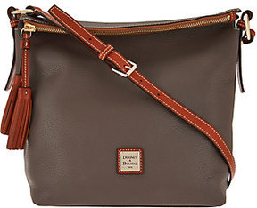 Dooney & Bourke As Is Pebble Leather Small Dixon Crossbody Bag - ONE COLOR - STYLE