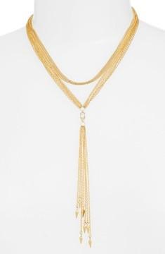 Ettika Women's Multi Chain Y-Necklace