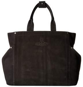 Vivienne Westwood Manchester Shopper Handbags