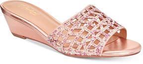 Thalia Sodi Ranee Wedge Sandals, Created for Macy's Women's Shoes
