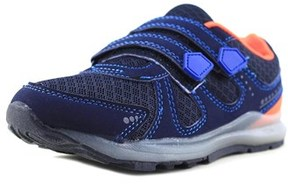 Carter's Reggie2bcr Youth Round Toe Synthetic Blue Sneakers.