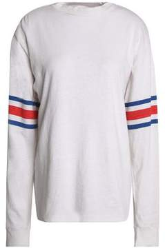 Levi's Re/Done By Printed Slub Cotton-Jersey Top