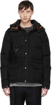 Junya Watanabe Black The North Face Edition Puffer Jacket