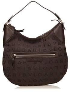 Bvlgari Pre-owned: Logomania Single Strap Shoulder Bag.