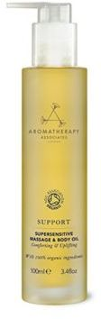 Aromatherapy Associates Support Supersensitive Massage & Body Oil/3.4 oz.