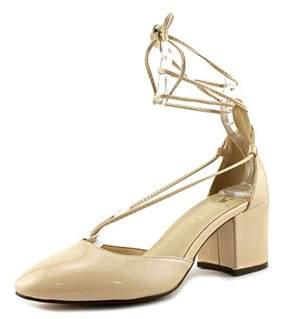 Callisto Womens Corda Closed Toe Ankle Strap D-orsay Pumps.