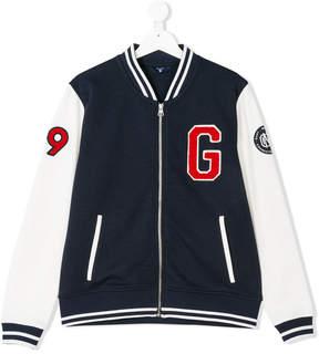 Gant Kids TEEN logo bomber jacket