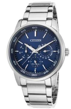 Citizen Men's BU2010-57L Dress stainless-steel Watch, 44mm