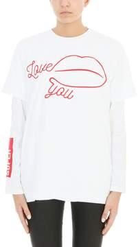 Chiara Ferragni Double Love You Tshirt