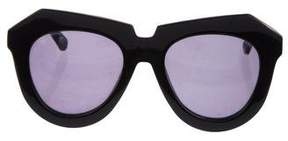 Karen Walker One Meadow Tinted Sunglasses