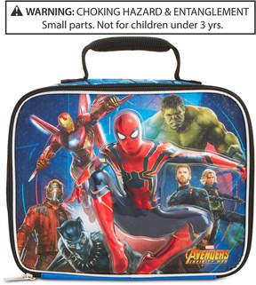 Marvel Little & Big Boys Avengers Insulated Lunch Bag