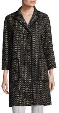 Agnona Wool Tweed Jacket
