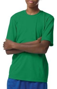 Hanes Boys' Short Sleeve CoolDri Performance Tee (50+ UPF Rating)