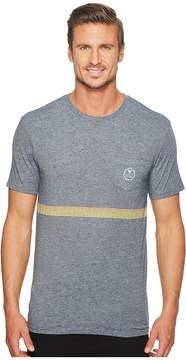 VISSLA Dredger Short Sleeve Pocket Knit Tee Men's T Shirt