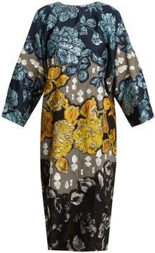 DAY Birger et Mikkelsen BIYAN Floral-brocade embellished dress