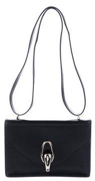 Giorgio Armani Turn-Lock Shoulder Bag