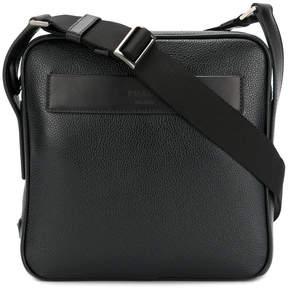 Prada classic messenger bag