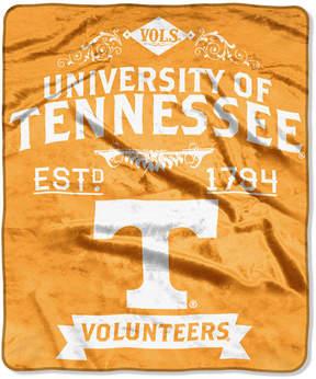 Northwest Company Tennessee Volunteers Raschel Rebel Throw Blanket