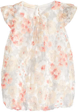 First Impressions Floral Bubble Dress, Baby Girls, Created for Macy's