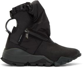 Y-3 Black Ryo High Sneakers