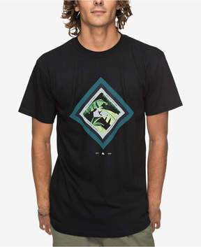 Quiksilver Men's Main Breaks Graphic T-Shirt