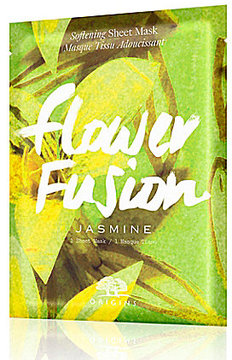 Origins Flower FusionTM Jasmine Softening Sheet Mask