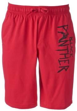 Marvel Men's Black Panther Jams Shorts
