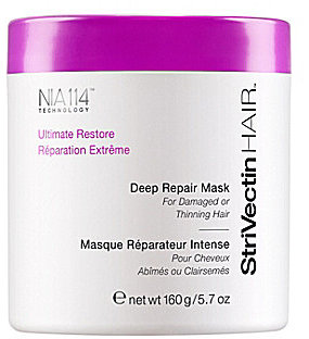 StriVectin HAIR Ultimate Restore Deep Repair Mask for Damaged or Thinning Hair