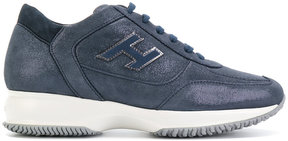 Hogan H patch sneakers