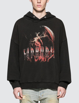 Misbhv Thunderdome Washed Hoodie