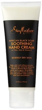 SheaMoisture African Black Soap Soothing Hand Cream - 3.2 oz