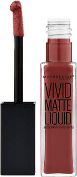 Maybelline Color Sensational Vivid Matte Liquid Lip Color - Coffee Buzz