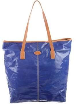 Tod's Nylon Tote Bag