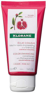 Klorane Travel Conditioner with Pomegranate.