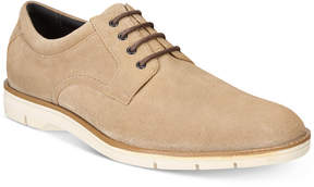 Alfani Men's Brett Comfort Flx Plain-Toe Suede Oxfords Created for Macy's Men's Shoes