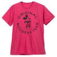 Disney Mickey Mouse Mouseketeer T-Shirt for Men