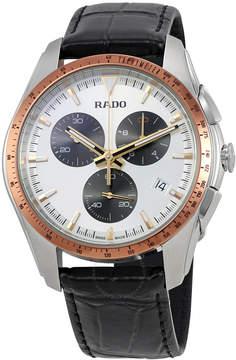 Rado HyperChrome Chronograph Silver Dial Men's Watch