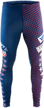 Craft Deep Blue Race Tights - Men