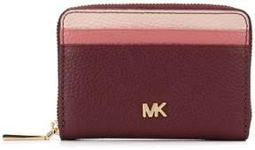 MICHAEL Michael Kors small tri-colour wallet