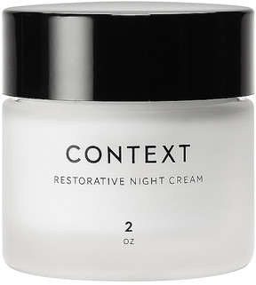 Context Restorative Night Cream in Beauty: NA.