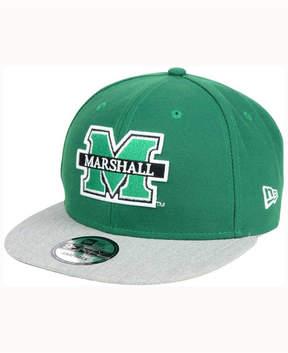 New Era Marshall Thundering Herd Mb 9FIFTY Snapback Cap