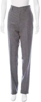 Brooks Brothers Mid-Rise Straight-Leg Pants