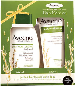 Aveeno Daily Moisture Bath Gift Set