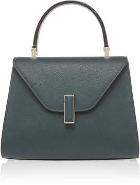 Valextra Iside Mini Textured-Leather Shoulder bag