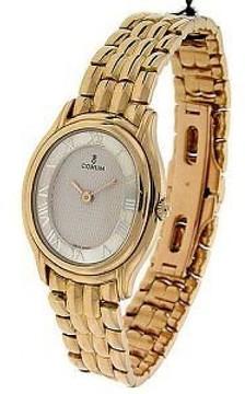 Corum Ovale 18K Yellow Gold Womens Watch
