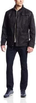 Puma Men's BMW M Jacket-Black-Small